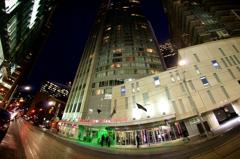 Hotel Pantages Toronto Center