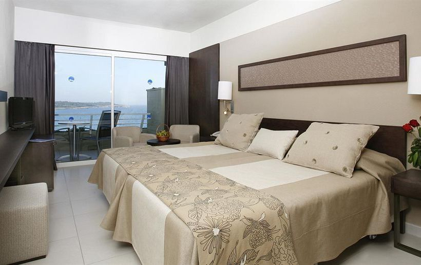 Chambre Hipotels Mediterraneo  - Adults Only Sa Coma