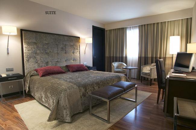 Chambre Hôtel Attica 21 Coruña La Corogne