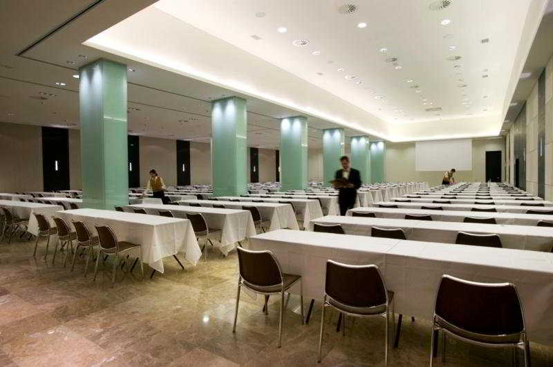 회의실 호텔 Attica 21 Coruña 라코루냐