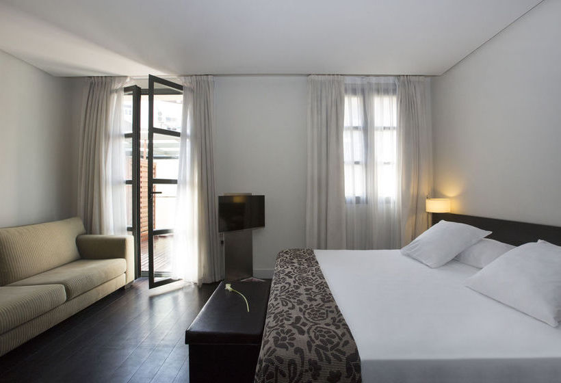 ホテル Hospes Palau de la Mar バレンシア