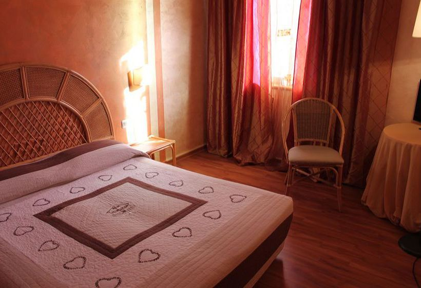 Room Hotel Le Pageot Aosta
