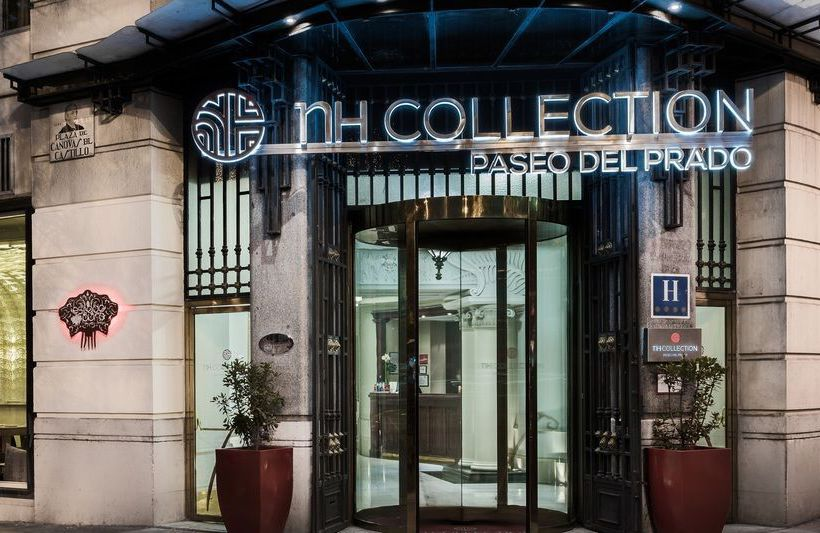 호텔 NH Collection Paseo del Prado 마드리드