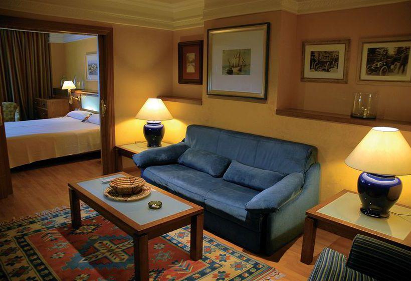 Zimmer Hotel Senator Gran Vía 70 Spa  Madrid