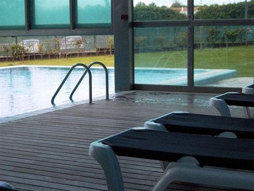 Schwimmbad Hotel The Lince Azores Ponta Delgada