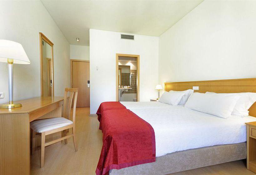 Quarto Hotel Tryp Porto Centro