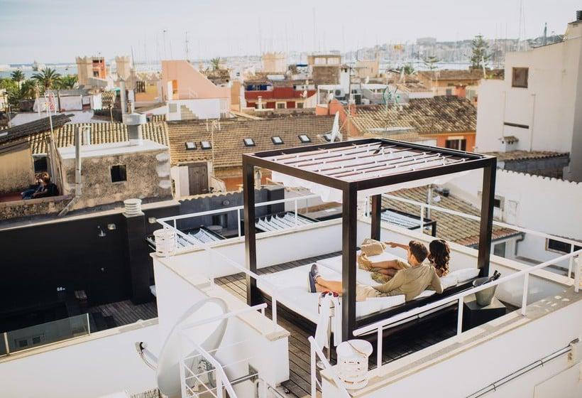 Terrace Puro Hotel Palma