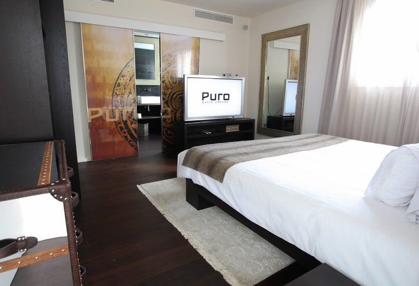 방 Puro Hotel Palma 팔마데마요르카
