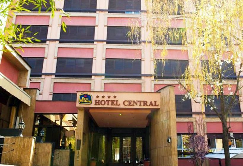 Hôtel Best Western Central Arad