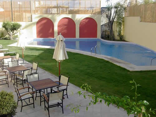 فندق Vita Palmera Plaza خيريث دي لا فرونتيرا