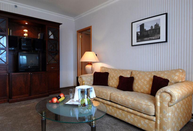 B Aparthotels Ambiorix Brussel