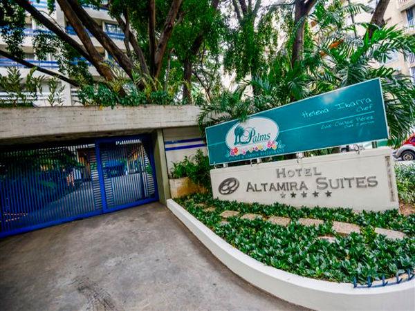 Hôtel Altamira Suites Caracas