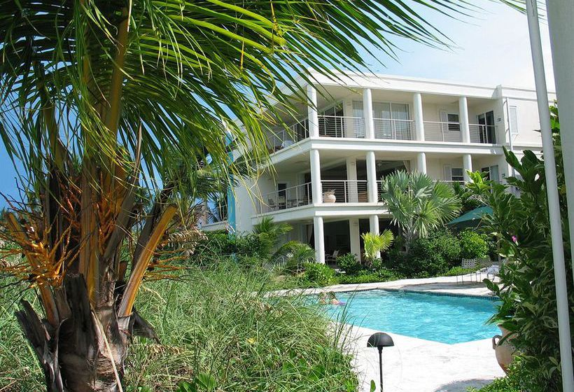 Hôtel Coral Gardens on Grace Bay Providenciales