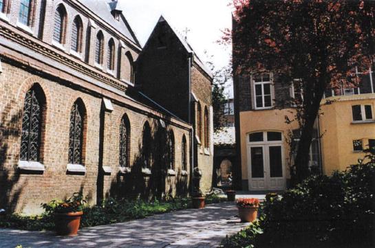 H tel monasterium poortackere gand partir de 32 for Hotel design gand