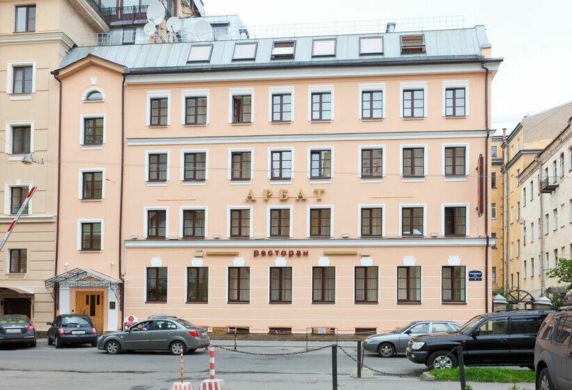 Arbat Nord Hotel Sankt Petersburg