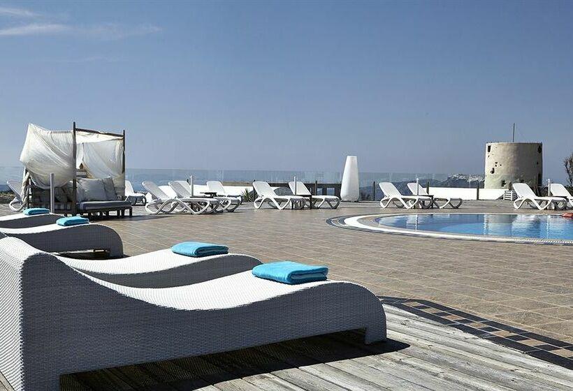 Hotel Orizontes Pyrgos Kallistis