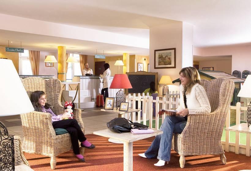 リゾートホテル Kyriad Disneyland® Paris Magny le Hongre