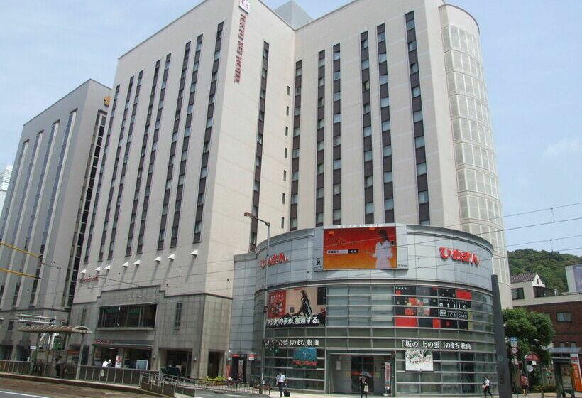 Hotel Tokyu Inn Matsuyama