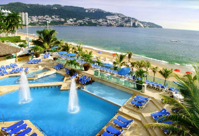 호텔 Copacabana Beach Acapulco 아카풀코