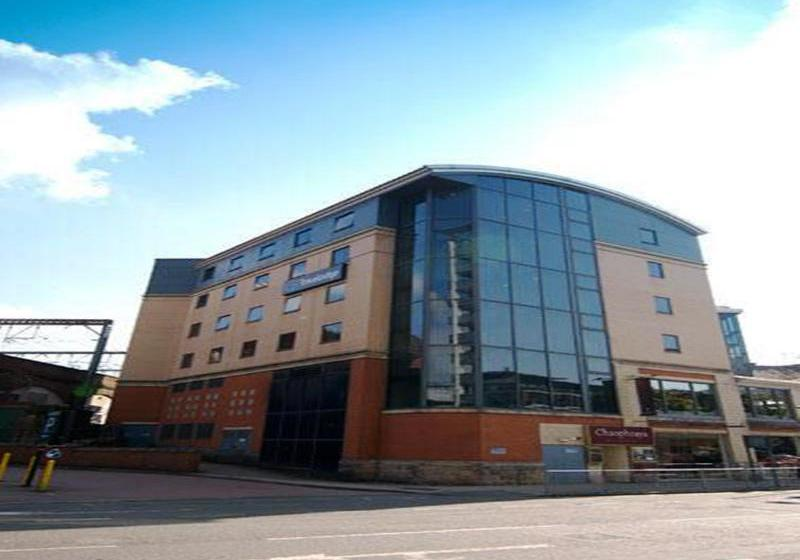 Hotel Travelodge Leeds Central