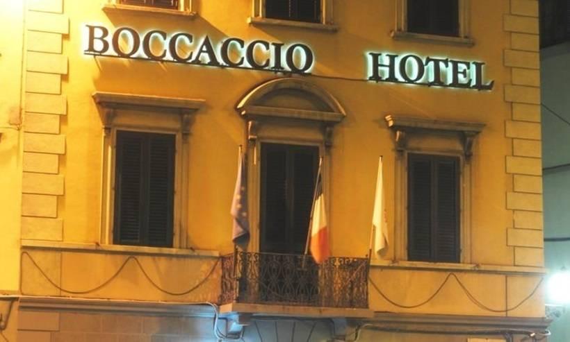 Hôtel Boccaccio Florence