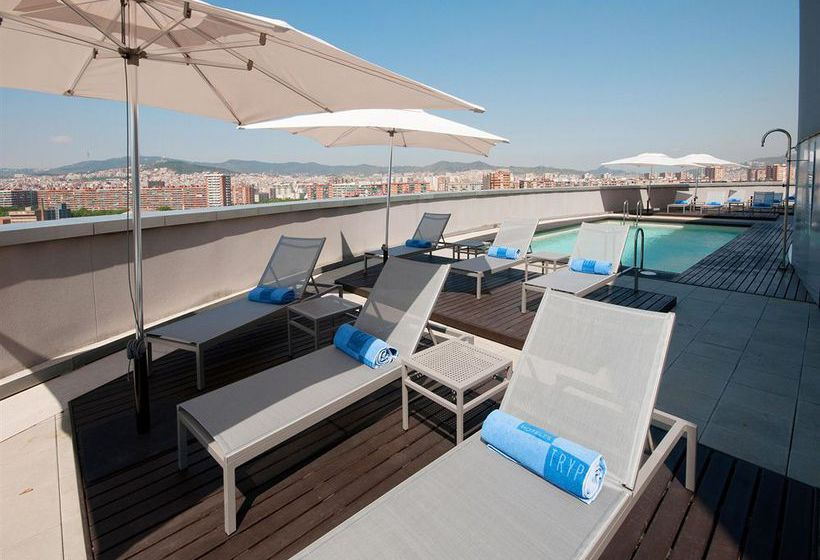 Hotel Tryp Barcelona Condal Mar