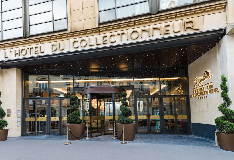 Hotel Du Collectionneur Arc de Triomphe  Parijs