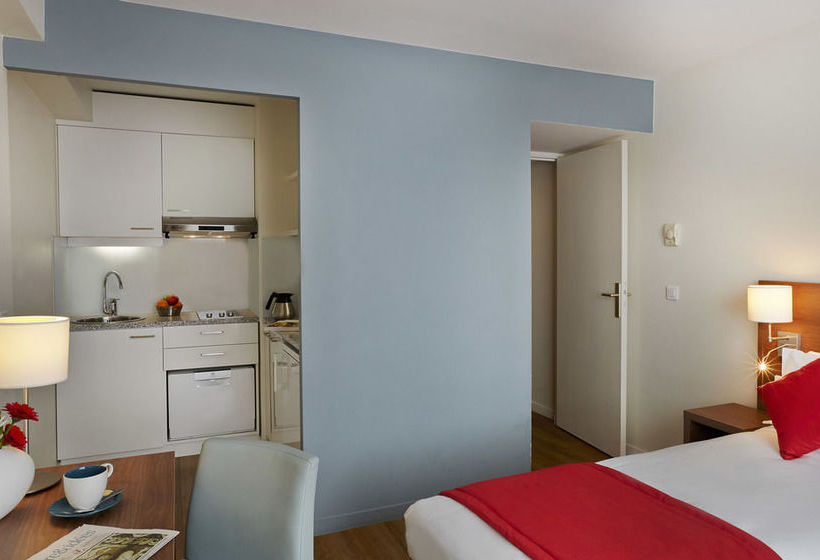 Appart'hôtel Citadines Place D'Italie Paris باريس