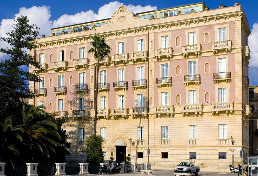 Des etrangers hotel spa em siracusa desde 39 destinia for Siracusa hotel spa