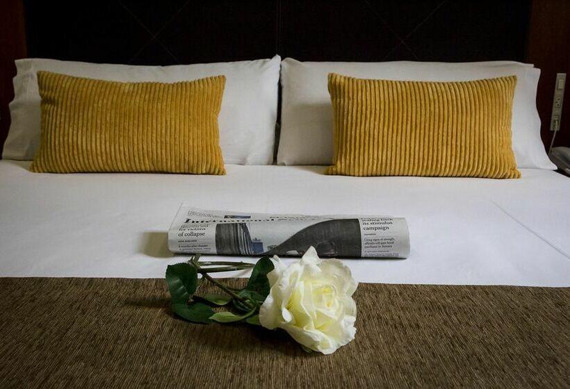 Habitación Hotel BCN Urban Gran Ronda Barcelona