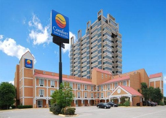 Hotel Comfort Inn & Suites Market Center Dallas