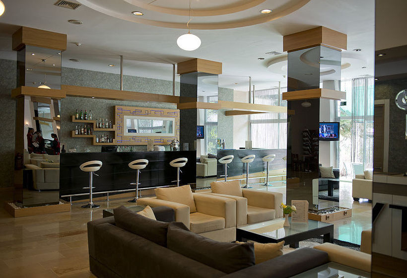 Cafetería Hotel Grida City Antalya