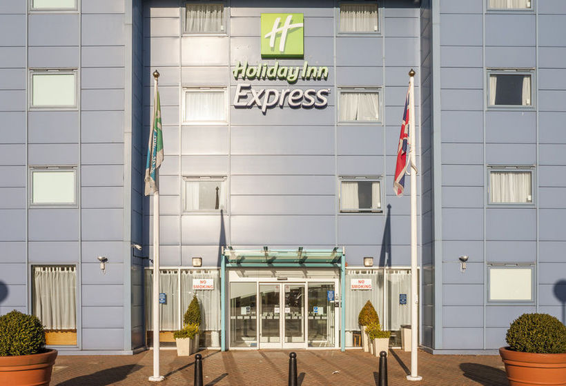 Hotell Holiday Inn Express Oxford-Kassam Stadium