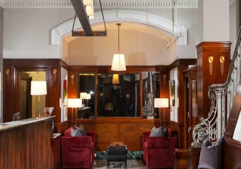 Hotel The Mosser San Francisco