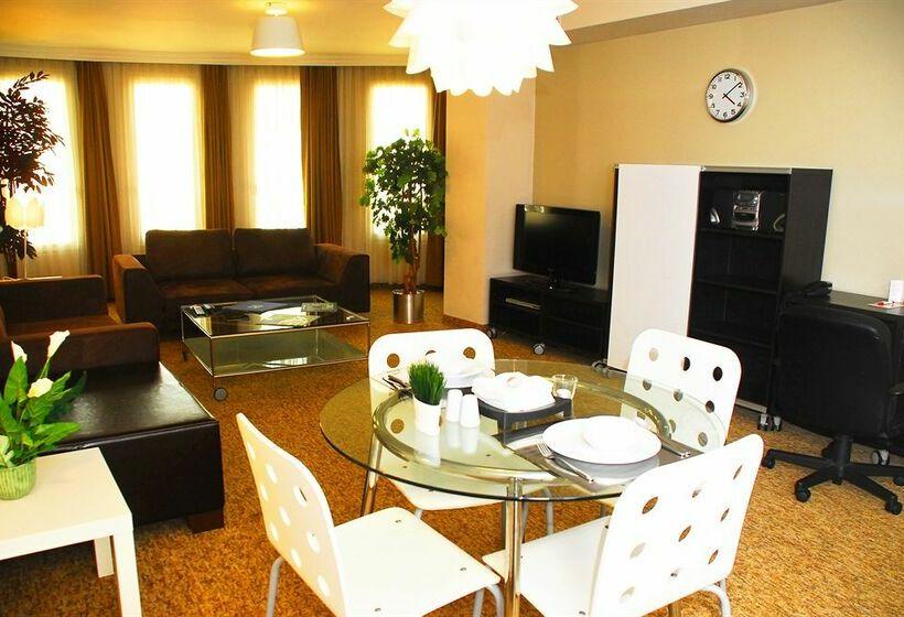 Zimmer Hotel The Residence Gayrettepe Istanbul