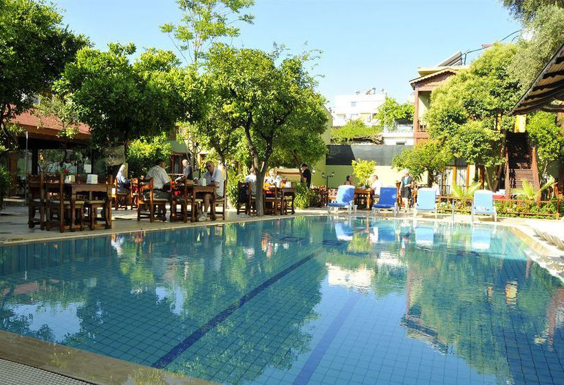 Piscina Oscar Boutique Hotel Antalya