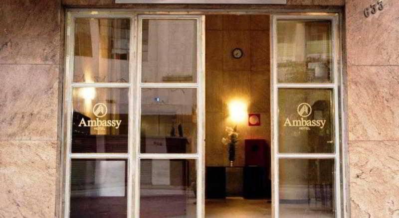 Hotel Ambassy Belo Horizonte