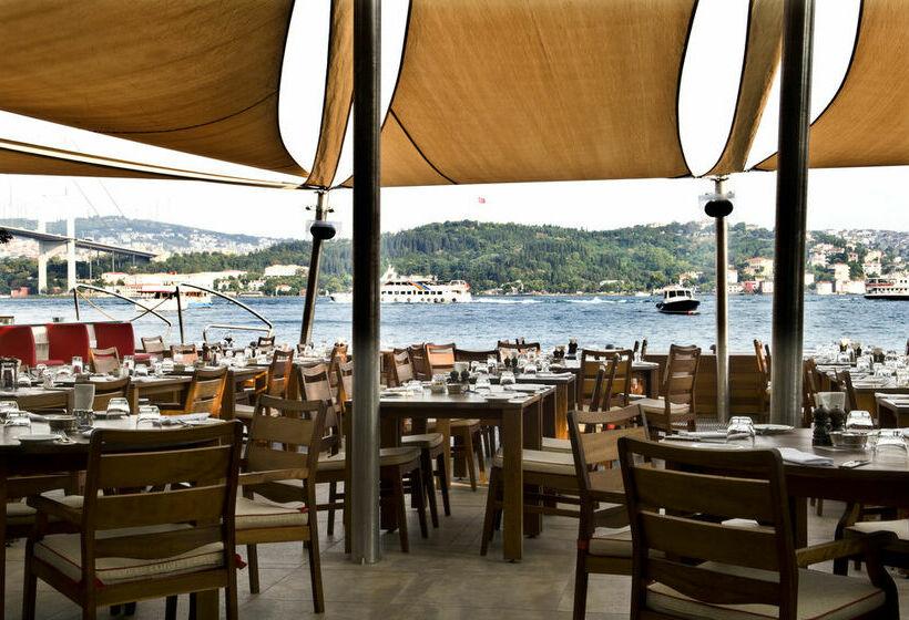 مطعم فندق Radisson Blu Bosphorus Istanbul إسطنبول