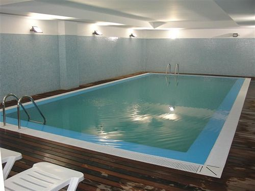 Swimming pool Hotel VIP Executive Azores Ponta Delgada