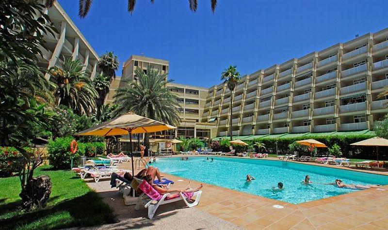 Apartamentos Jardin del Atlantico بلايا ديل إنجليس