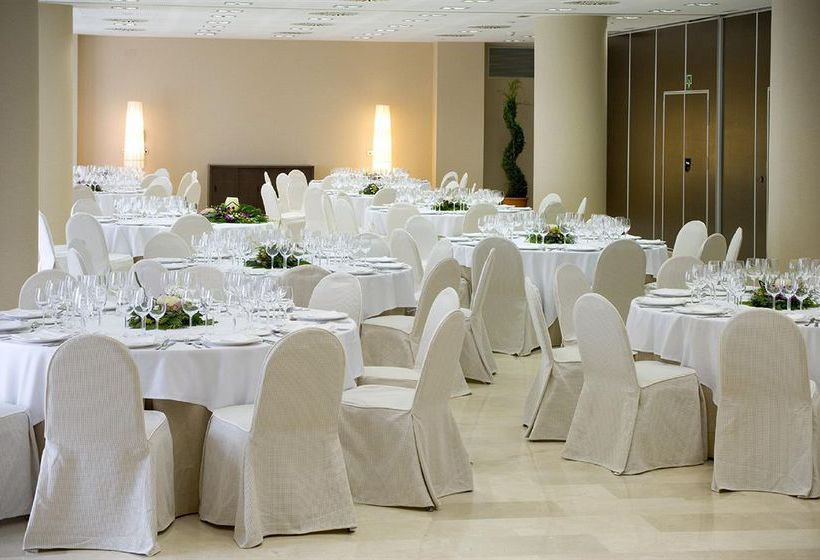 Restaurant Hotel NH Alicante
