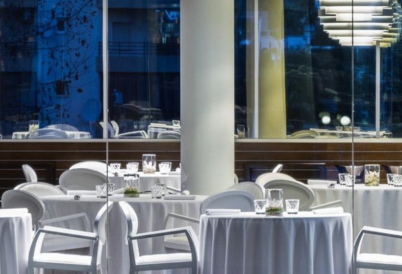 Restaurante Hotel AR Diamante Beach Spa Calpe