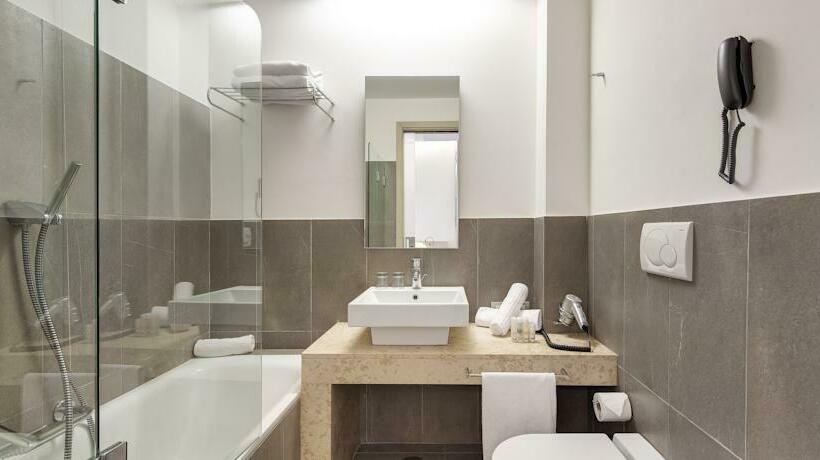 Bathroom Hotel Barceló Aran Blu Lido di Ostia