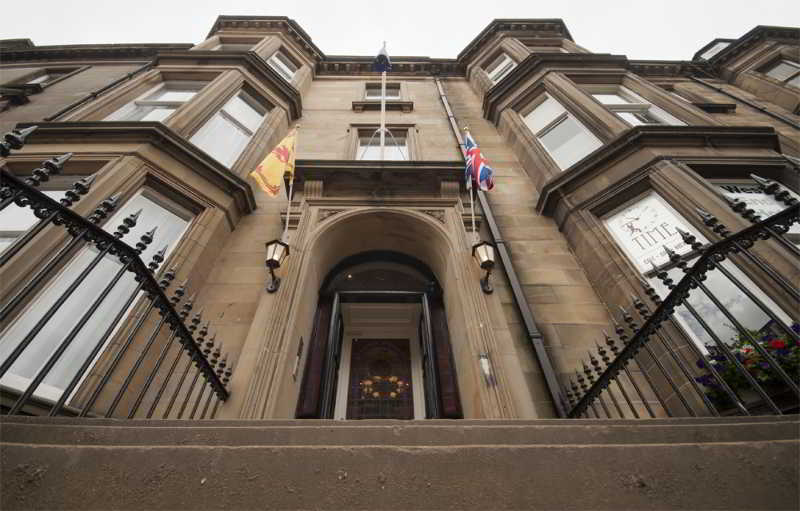 Hotel Palmerston Place Apartment Edinburgh