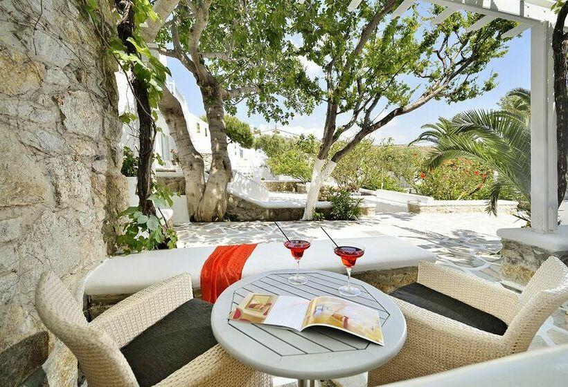 호텔 Petinos Platis Yialos - Isla Mykonos