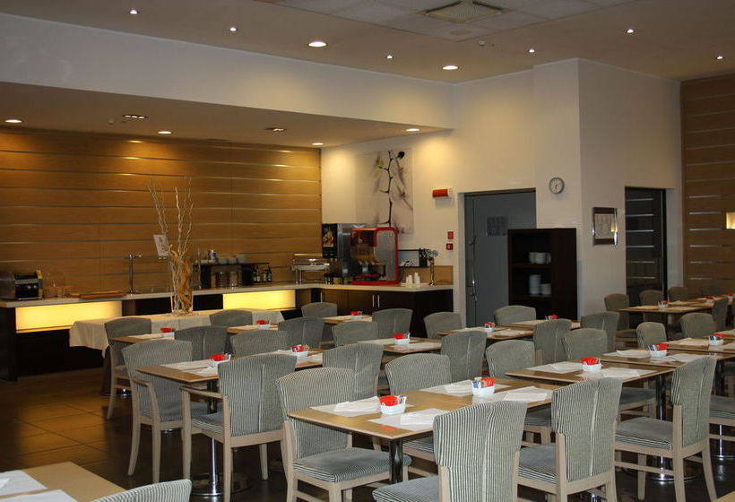 Cafeteria IH Hotels Milano Gioia Mailand