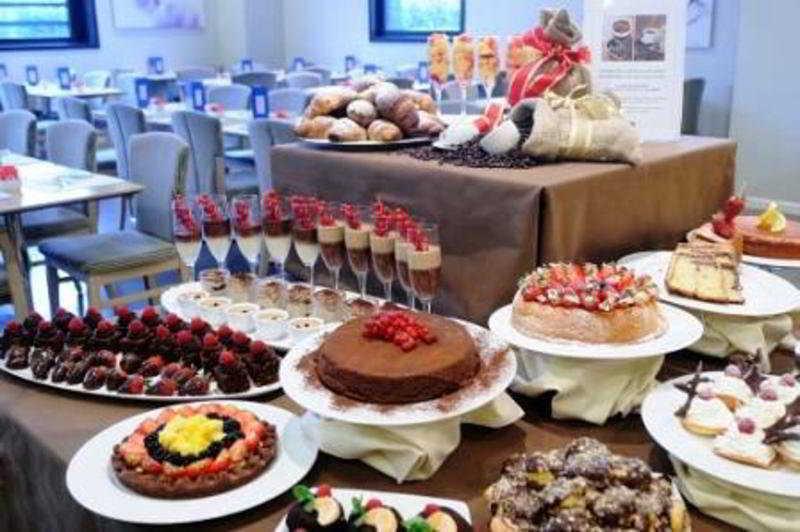 Cocina IH Hotels Milano Gioia Milán