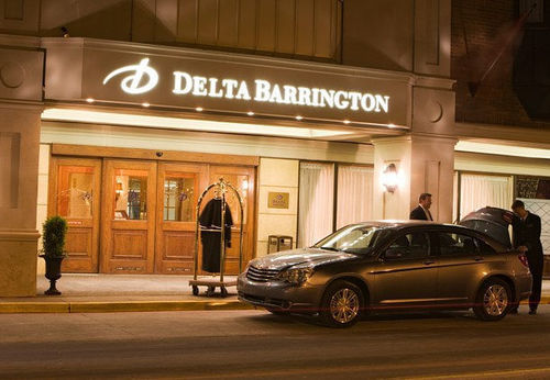 Hotel Delta Barrington Halifax