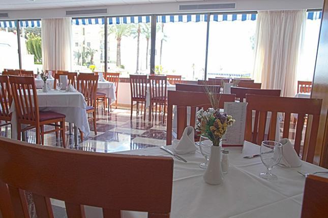 호텔 Poseidon Playa 베니 돔