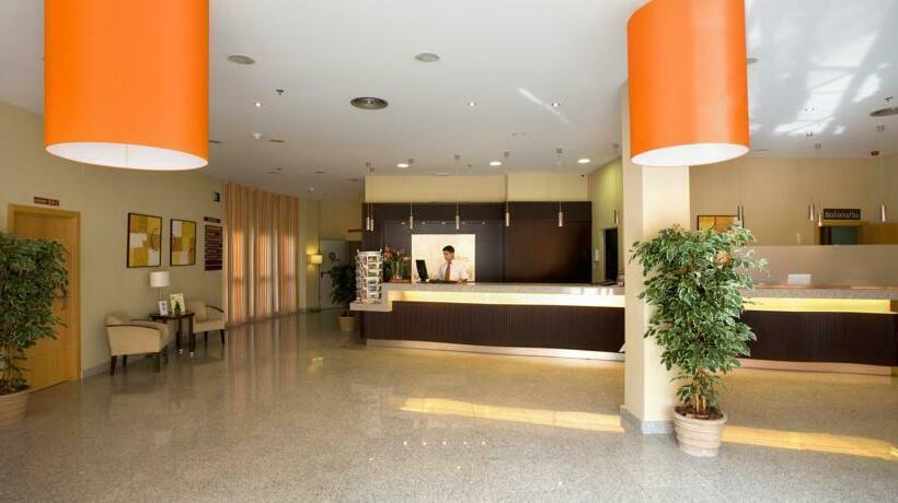 Reception Hotel Bahía Almuñécar Almunyécar